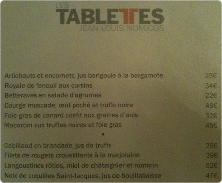 Les Tablettes Nomicos