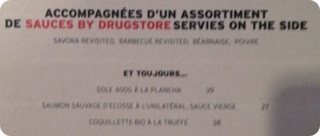 Drugstore Steakhouse