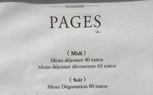 Restaurant Pages